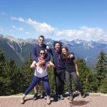 Sommet Mont Sulfur Banff