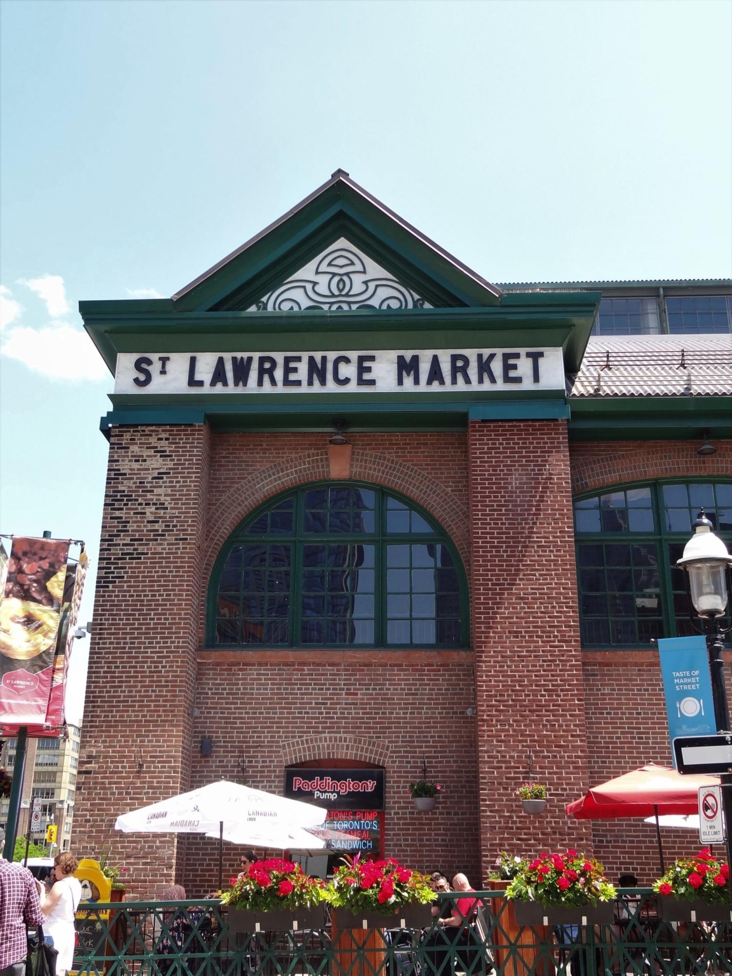 Marché St Lawrence Toronto
