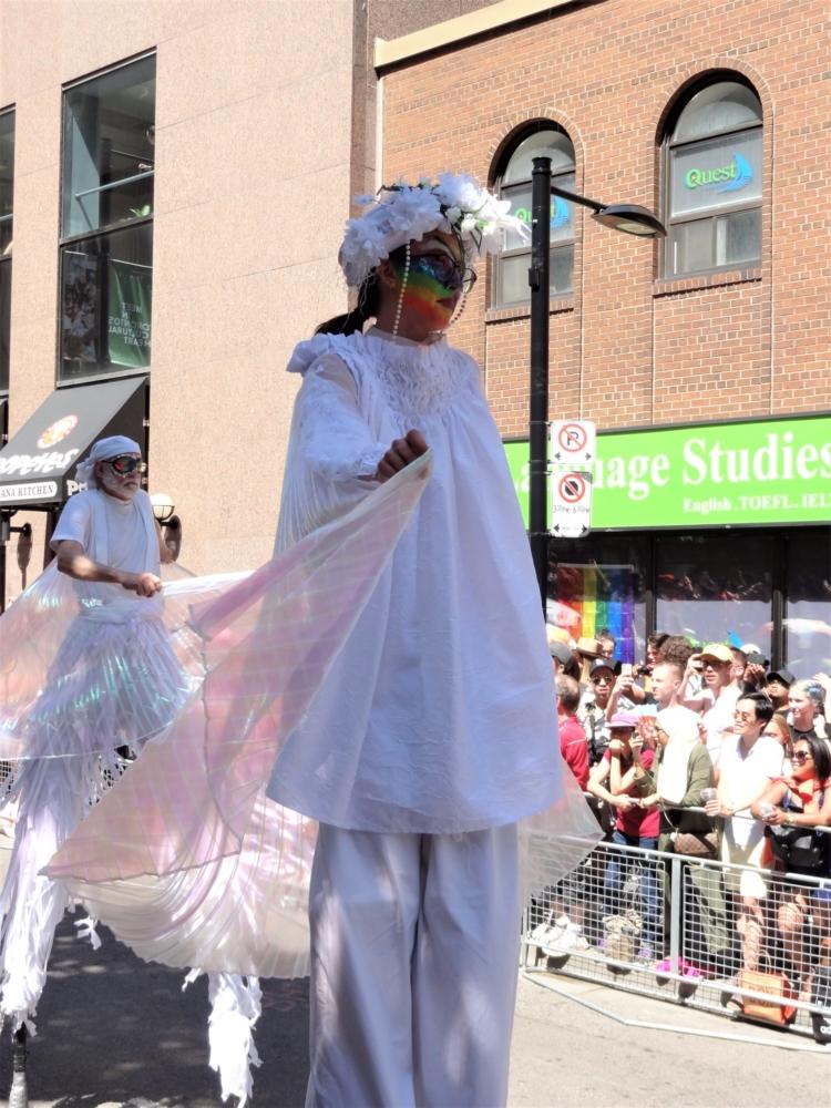 Echasses Pride Toronto