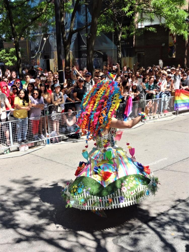 Costume Pride Toronto 2019