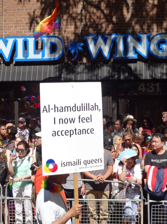 Ismaili Queers Toronto Pride