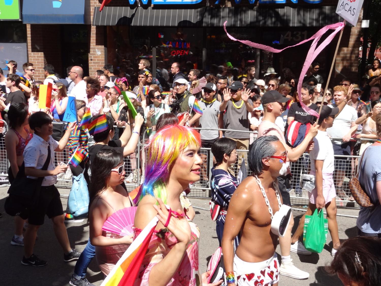 Rainbow Toronto Pride 2019