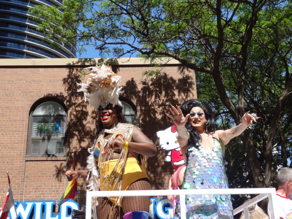 Drag Queen Toronto Pride
