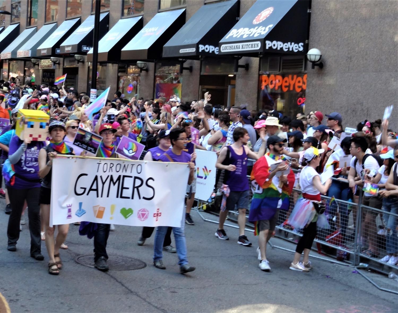 Toronto Gaymers Pride