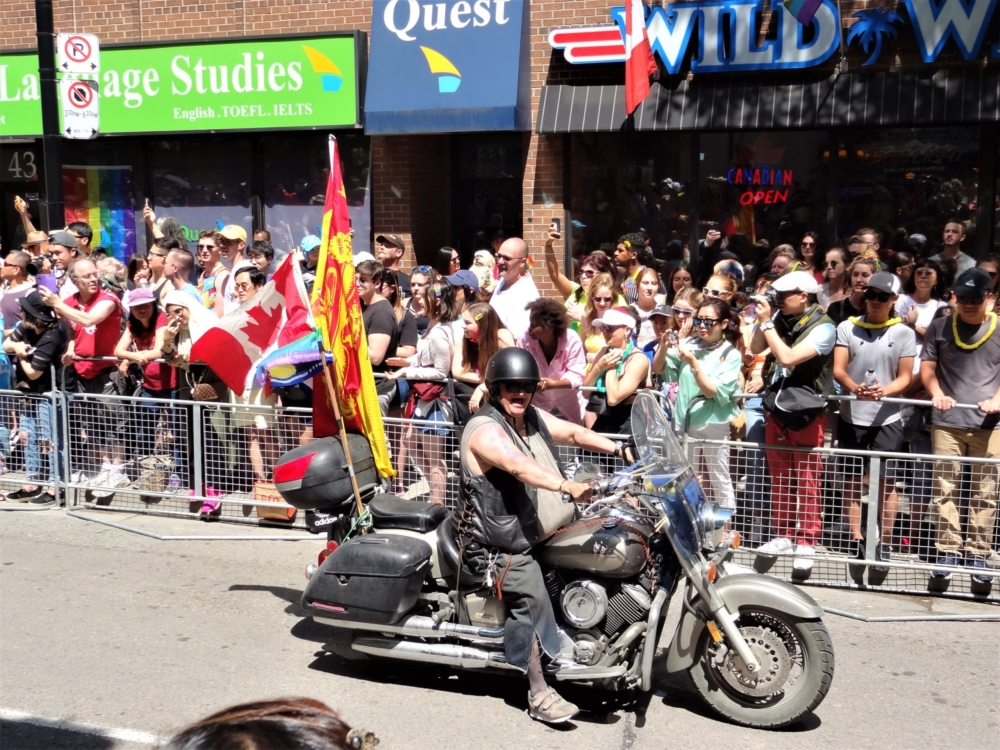 Moto Pride Toronto